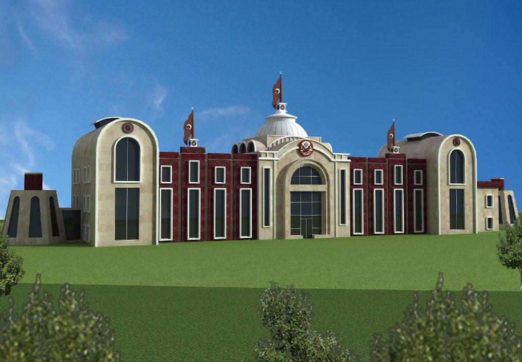 Aksu Belediye Sarayı
