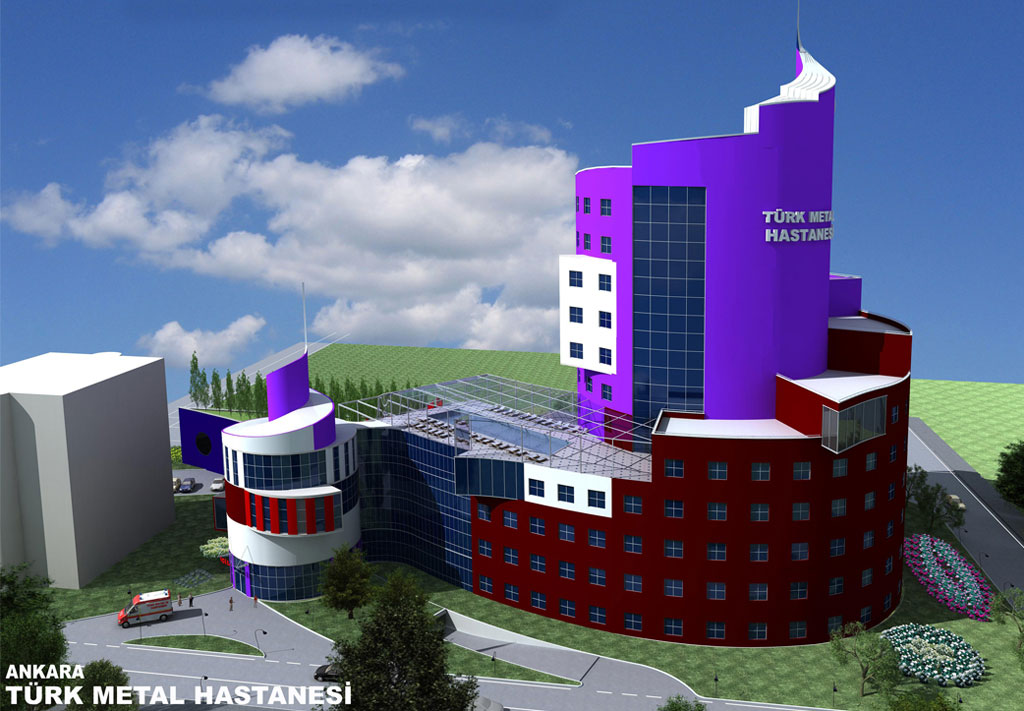 Ankara Türk Metal Hastahanesi