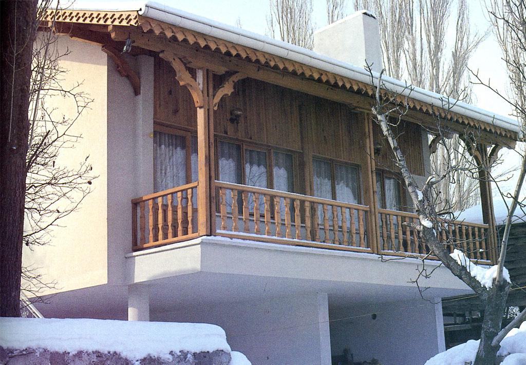 Aziz Doğaner Evi