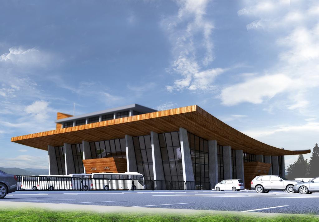 Astana Terminal Projesi